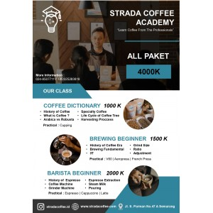 Coffee Academy - All Package
