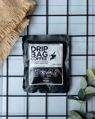 Drip Bag Black Coffee