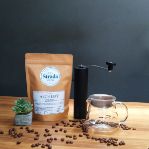 Bundling Alchemy - Manual Grinder - Coffee Server 360ml