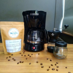 Bundling Black Decker - Java Robusta - Manual Grinder Canister Set