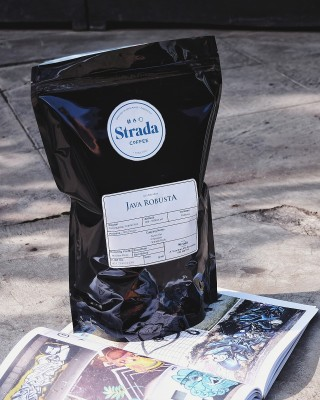 Java Robusta Italian Roast 1 kg